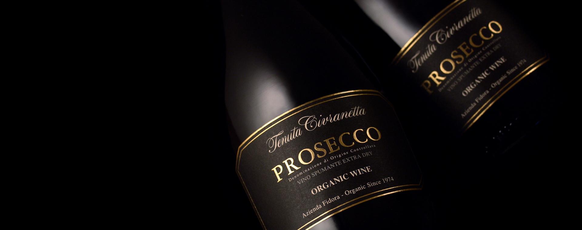 Prosecco Extra Dry EN prova
