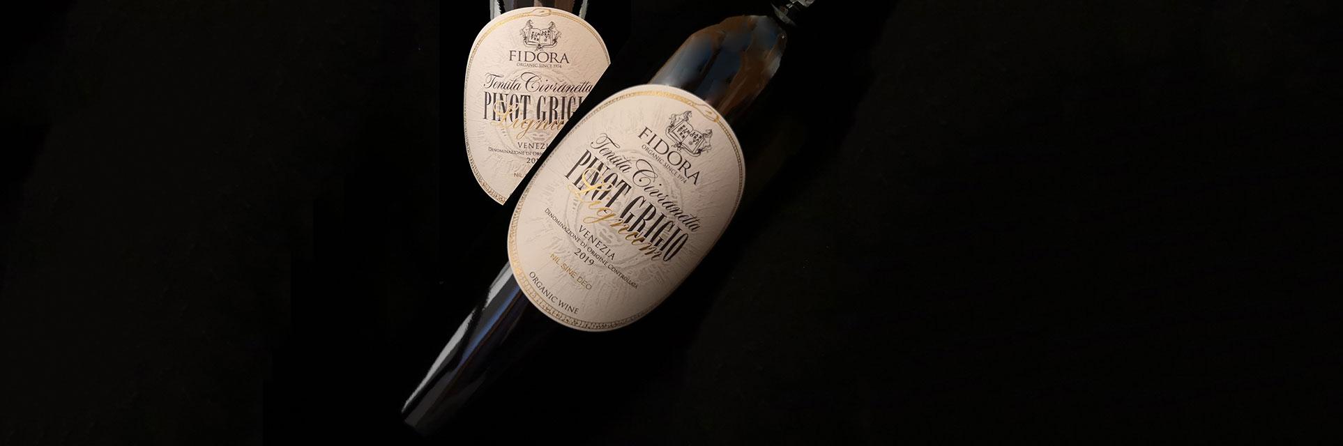 Pinot Grigio Lignum EN